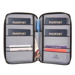 Travelon Safe ID Multiple Passport Organizer
