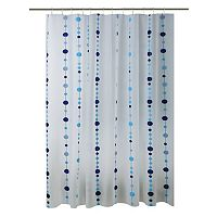 Bath Bliss Chandelier Shower Curtain