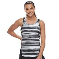 Women's Tek Gear® Printed Performance Base Layer Workout Tank