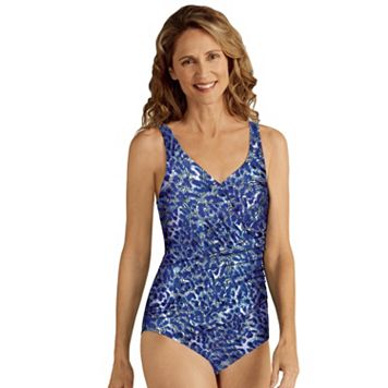 Women's Amoena Cairo Ikat One-Piece Swimsuit