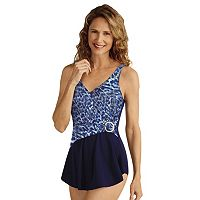 Women's Amoena Cairo Sarong One-Piece Swimsuit