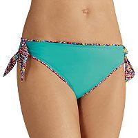 Women's Amoena Fiji Side-Tie Bikini Bottoms