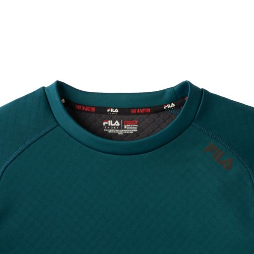 Big & Tall FILA SPORT® Alpha Fleece Crew Sweatshirt