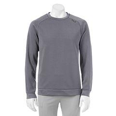 Big & Tall Fila SPORT Alpha Fleece Crew Sweatshirt by