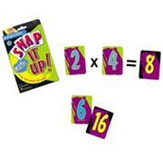 Snap It Up! Multiplication Card Game by Learning Resources