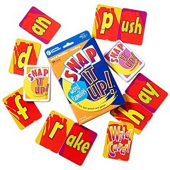 Snap It Up! Phonics & Reading Game by Learning Resources