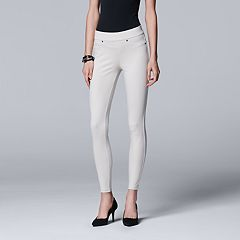 Simply Vera Vera Wang Contemporary Denim Leggings