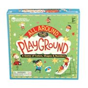 Learning Resources All Around The Playground Board Game