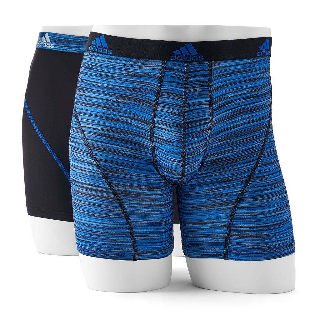 Men's adidas 2-Pack climalite Boxer Briefs