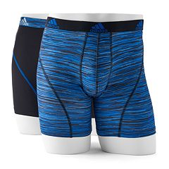 Men's adidas 2-Pack climalite Boxer Briefs