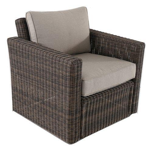 SONOMA Goods for Life™ Brampton Outdoor Arm Chair