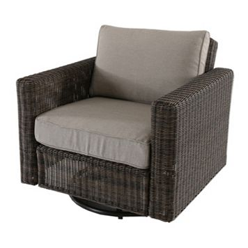 SONOMA Goods for Life™ Brampton Outdoor Swivel Arm Chair