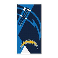 San Diego Chargers Puzzle Oversize Beach Towel by Northwest
