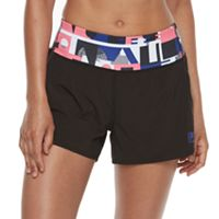Women's FILA SPORT® Printed Running Shorts
