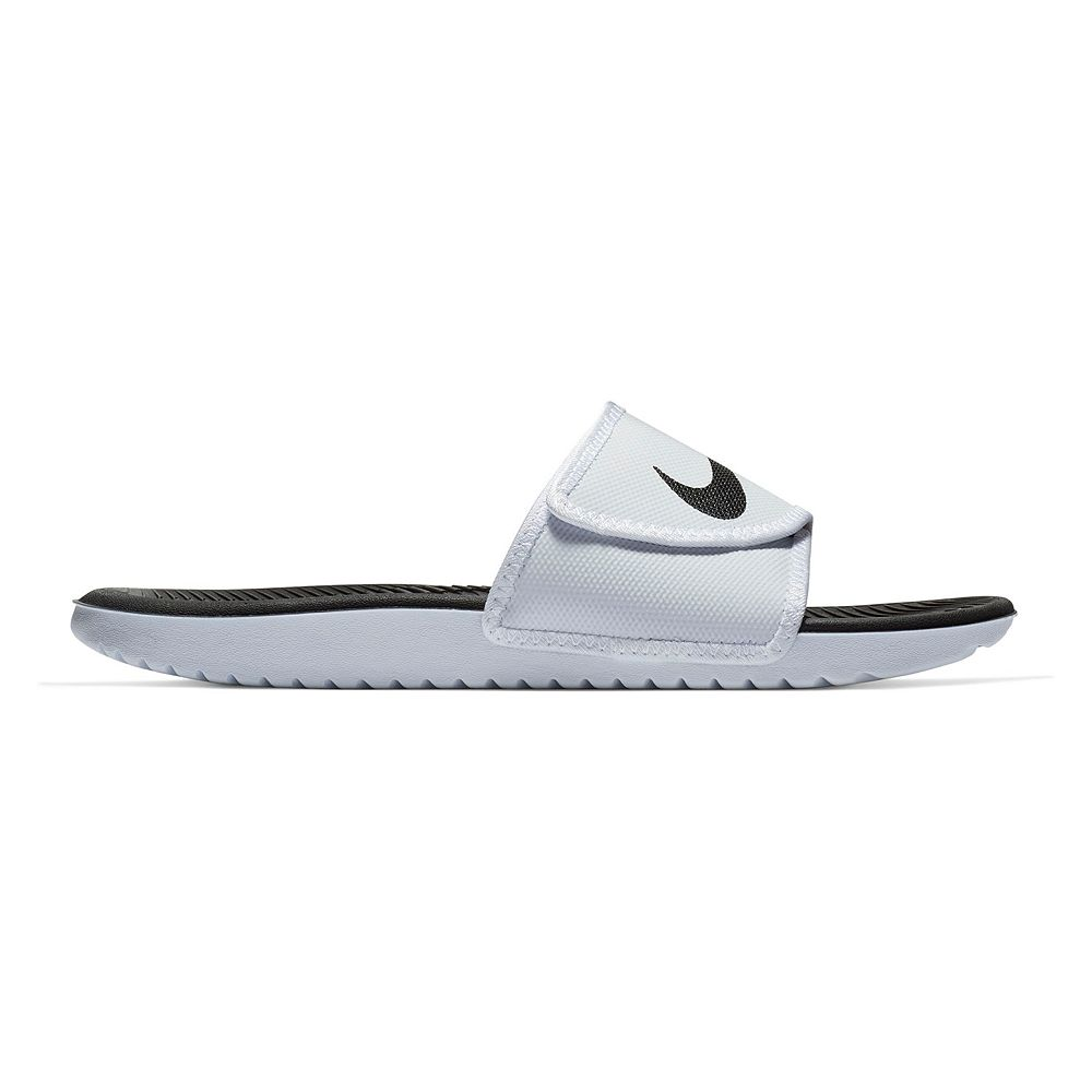 Nike Kawa Adjust Mens Slide Sandals Nike Shoes ...