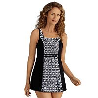 Women's Amoena Lima Scroll Swimdress