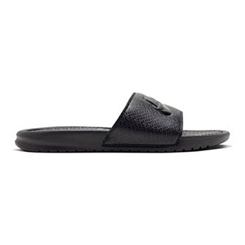 outlet store 14892 4b27d Nike Benassi JDI Men s Slide Sandals