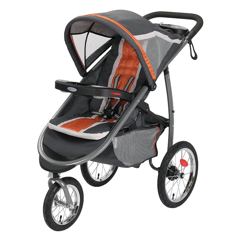 Graco FastAction Fold Jogger Click Connect Stroller, Multicolor -  1934711