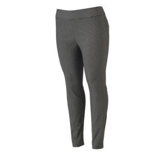 Plus Size Apt. 9® Millennium Geometric Pull-On Skinny Pants