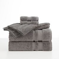 Martex Supima Luxe 6 pc Towel Set