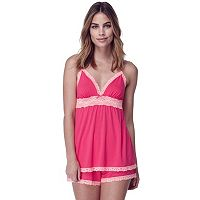 Women's Flora by Flora Nikrooz Chloe Cami & Shorts Set