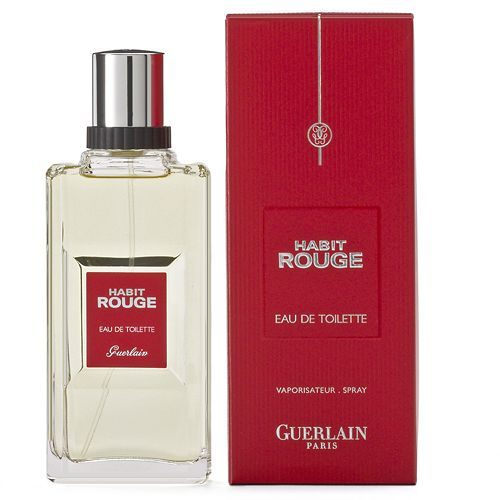 Guerlain Habit Rouge Men's Cologne