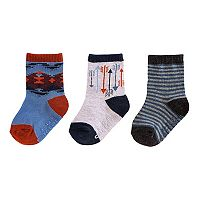 Boys 4-8 Carter's 3-pk. Crew Socks