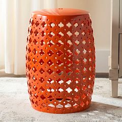 Safavieh Lacey Indoor / Outdoor Garden Stool