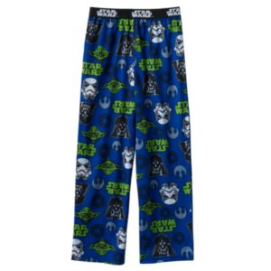 Boys 4-16 Star Wars Star Force Lounge Pants