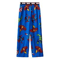 Boys 4-16 Marvel Avengers Lounge Pants
