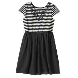 Girls 7-16 & Plus Size Speechless Glitter Dress