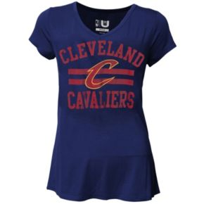 Women's Cleveland Cavaliers Co-Ed Tee