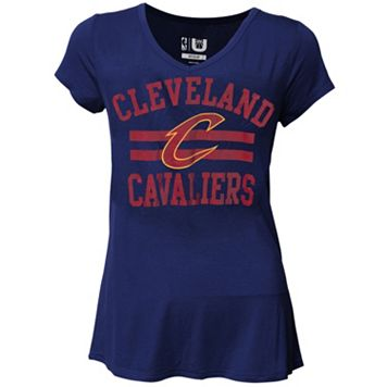 Women's Cleveland Cavaliers Co-Ed Tee