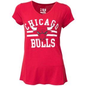 Women's Chicago Bulls Co-Ed Tee