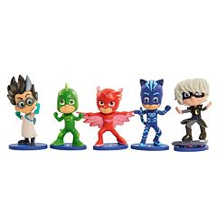 PJ Masks Collectible Figures 5 pc Set