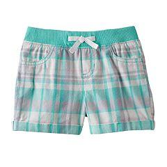 Girls Green Kids Toddlers Shorts - Bottoms, Clothing | Kohl's