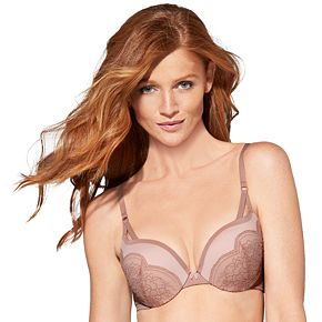 Maidenform Bras: Love the Lift Strappy Lace Push-Up Bra DM9900