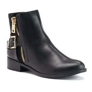 Apt. 9® Women's Two-Tone Ankle Boots