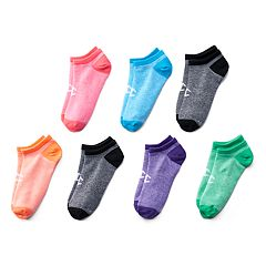 Women's Champion 7 pkNo-Show Socks