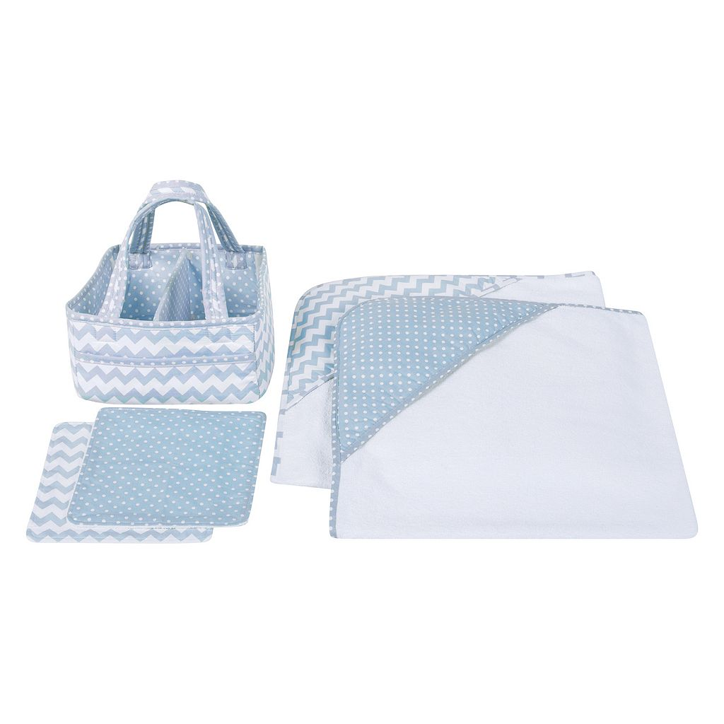 Trend Lab 5-Pc. Baby Bath Gift Set