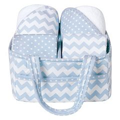 Trend Lab 5 pc Baby Bath Gift Set