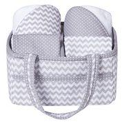 Trend Lab 5 pc Baby Bath Gift Set