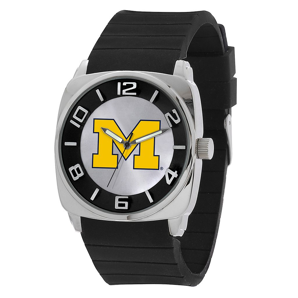 Men's Sparo Michigan Wolverines Forever a Fan Watch