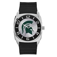Men's Sparo Michigan State Spartans Forever a Fan Watch