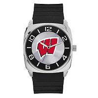 Men's Sparo Wisconsin Badgers Forever a Fan Watch
