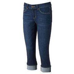 Juniors Crops & Capris - Bottoms, Clothing | Kohl's