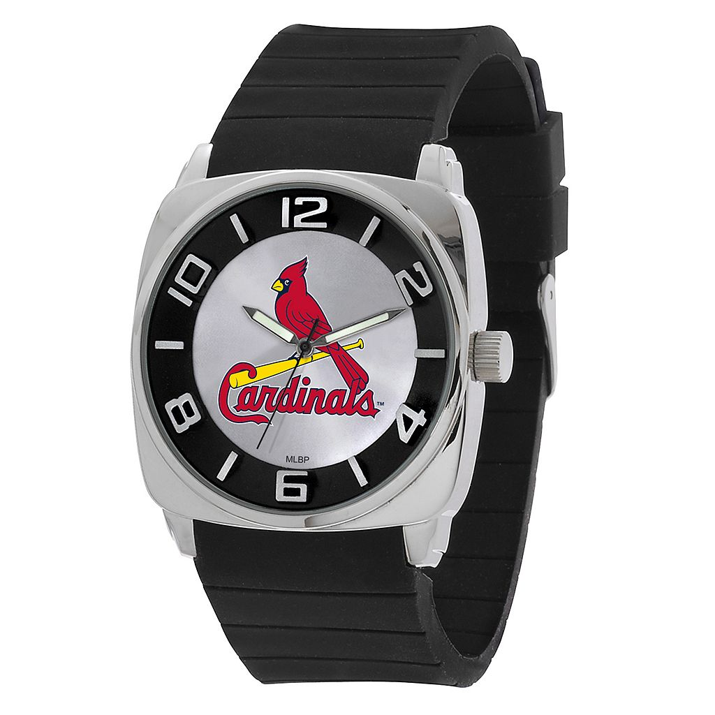 Men's Sparo St. Louis Cardinals Forever a Fan Watch