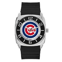 Men's Sparo Chicago Cubs Forever a Fan Watch