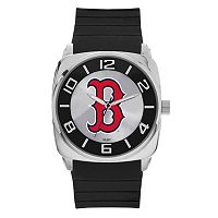 Men's Sparo Boston Red Sox Forever a Fan Watch
