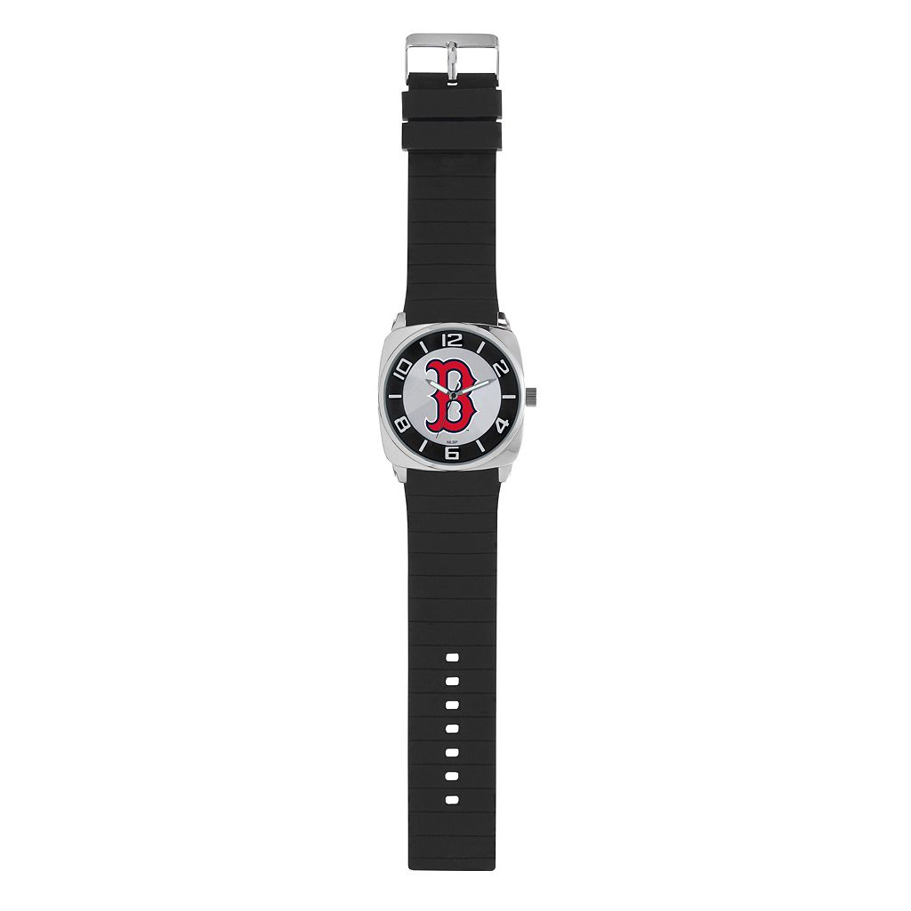 Men's Sparo Boston Red Sox Forever a Fan Watch